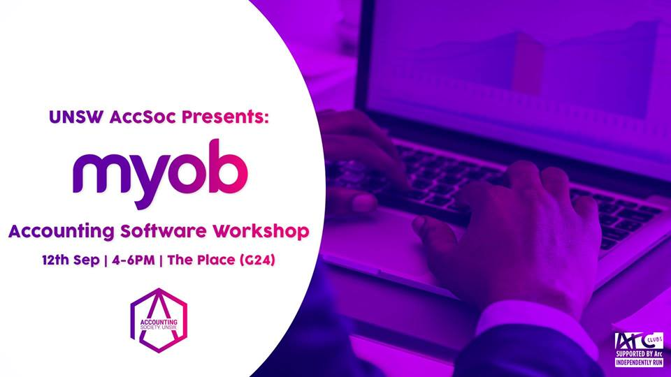 myob tutorial workshop 1 The training will be conducted by an experienced myob consultant, who is also an accountant by training course objective the myob accounting basic course is designed for someone who is entirely new to myob.