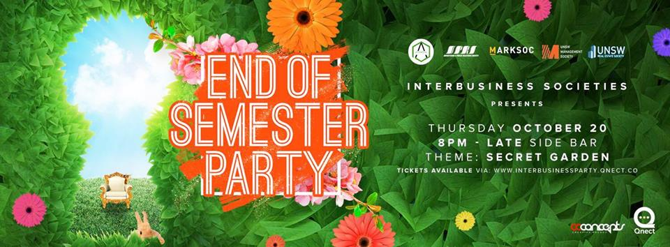 Inter-Society Event