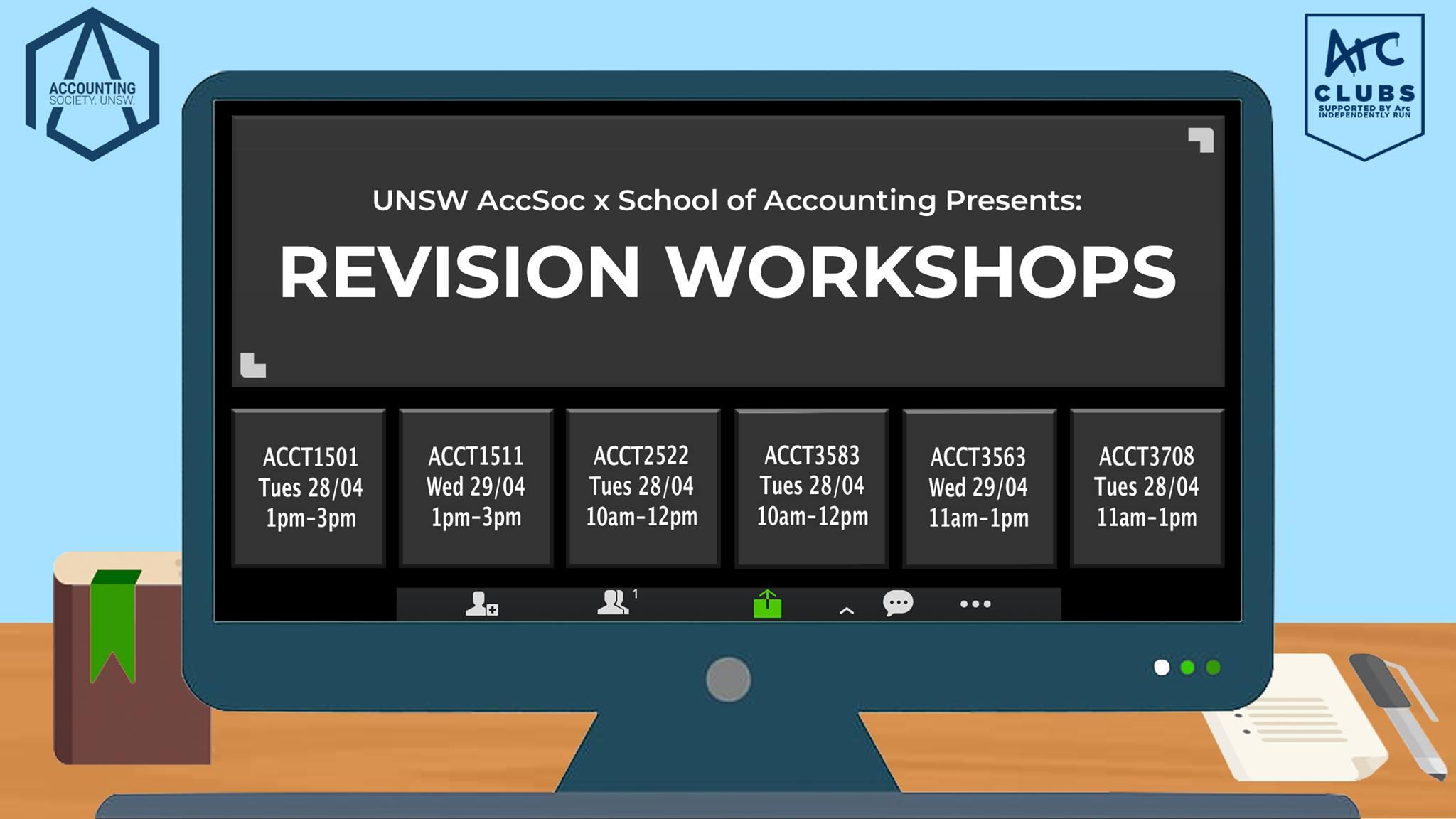 revision workshops