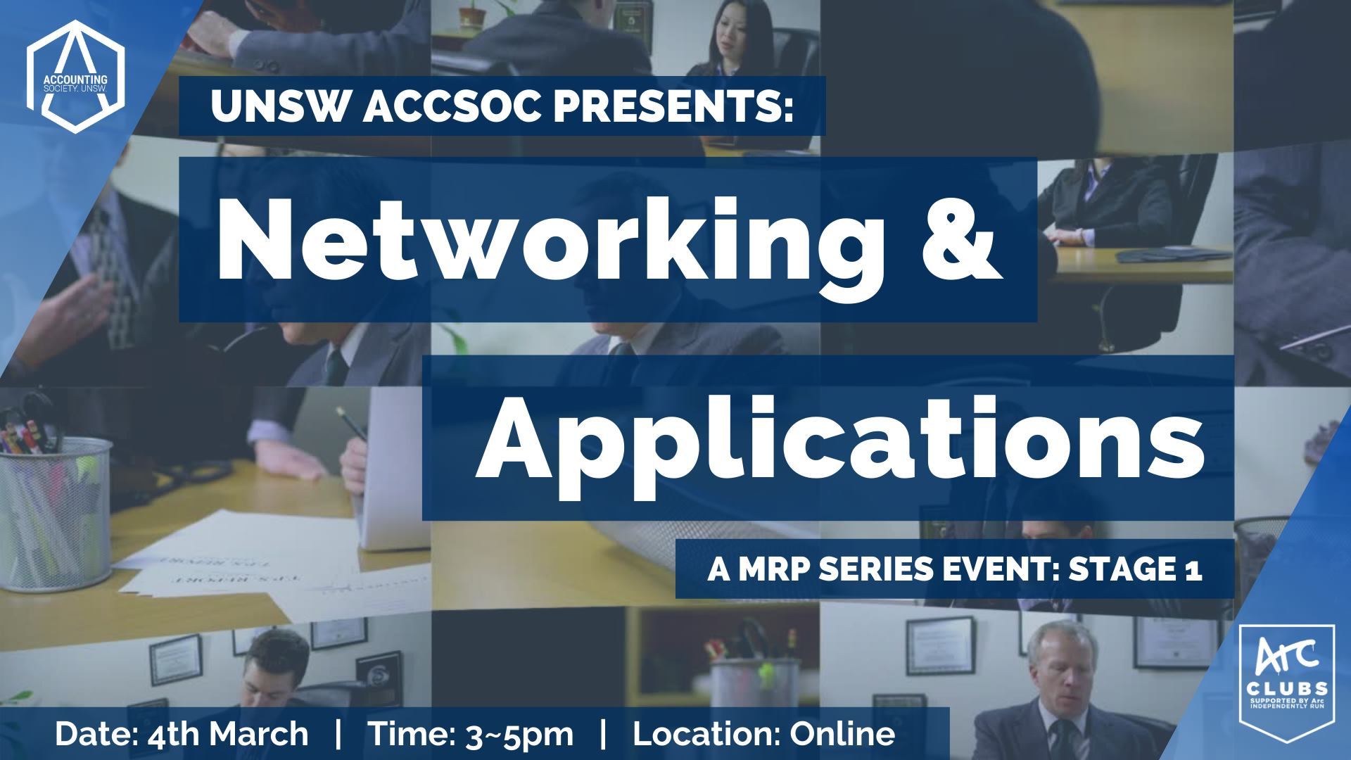 networking and apps
